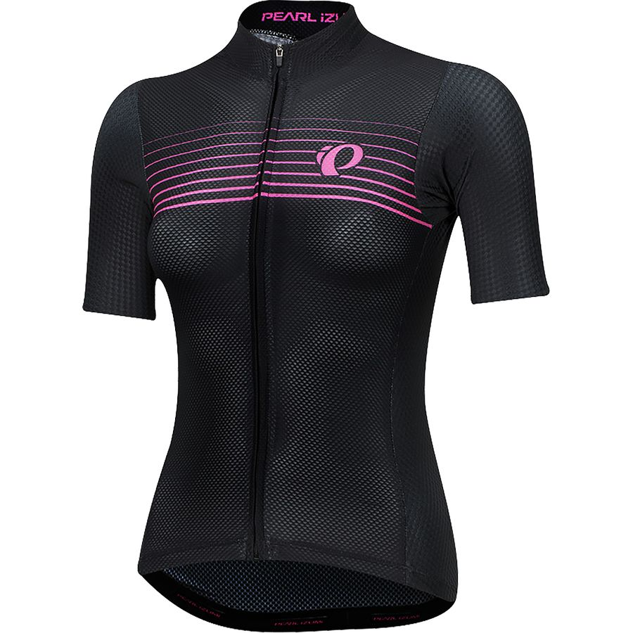20e8c58c2 Pearl Izumi Pursuit Black Training Jersey - Women s