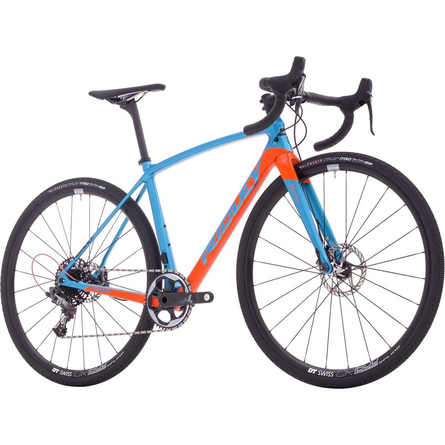 4134b04a0fa Ridley Carbon Force 1 Complete Bike - 2018 | Competitive Cyclist