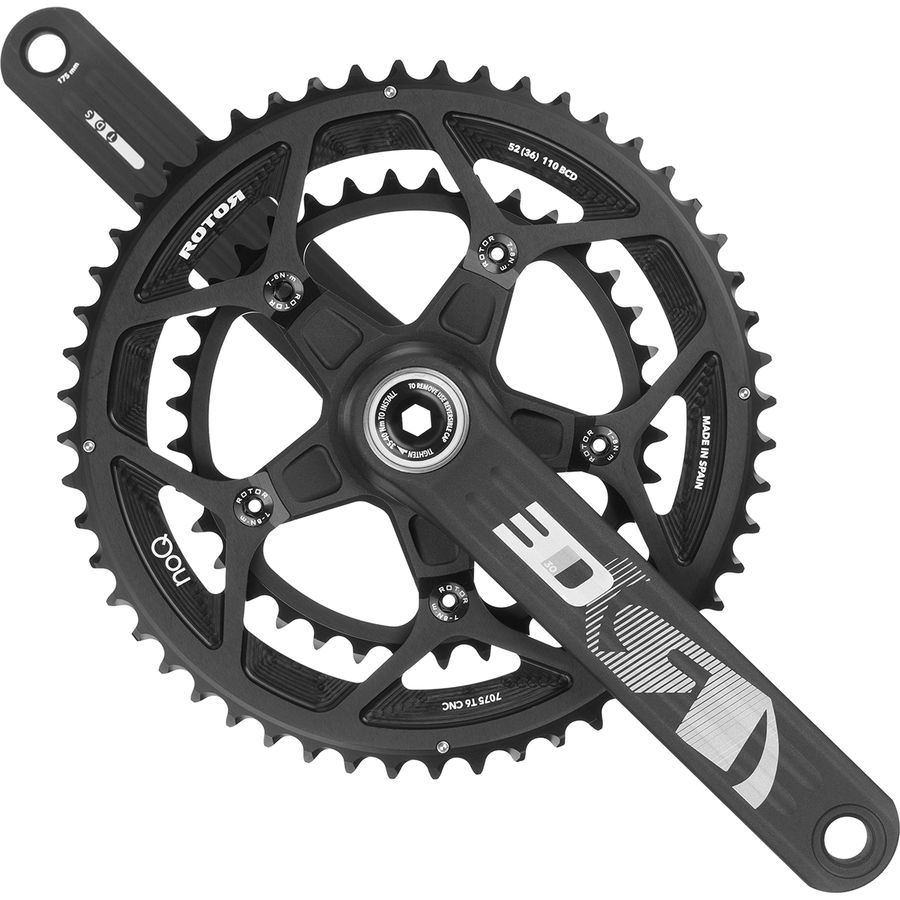 NEW Shimano Ultegra FC-R8000 52//36T Semi Compact Road Bike Double Crankset//BB
