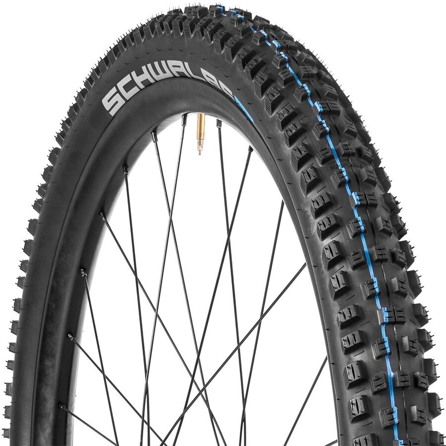 "Schwalbe Nobby Nic tire 27.5 27.5/"" X 2.8/"" Taille Plus ADDIX Evo TLE Snakeskin"