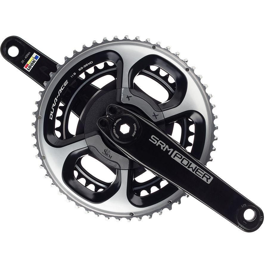 da15bf6276f SRM Origin Carbon Dura-Ace 9000 Power Meter Crankset | Competitive ...