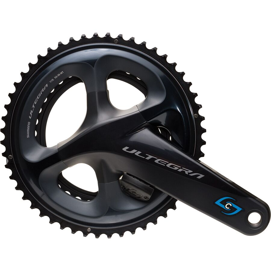 1c2fafed800 Stages Cycling Shimano Ultegra R8000 R Power Meter Crank Arm ...