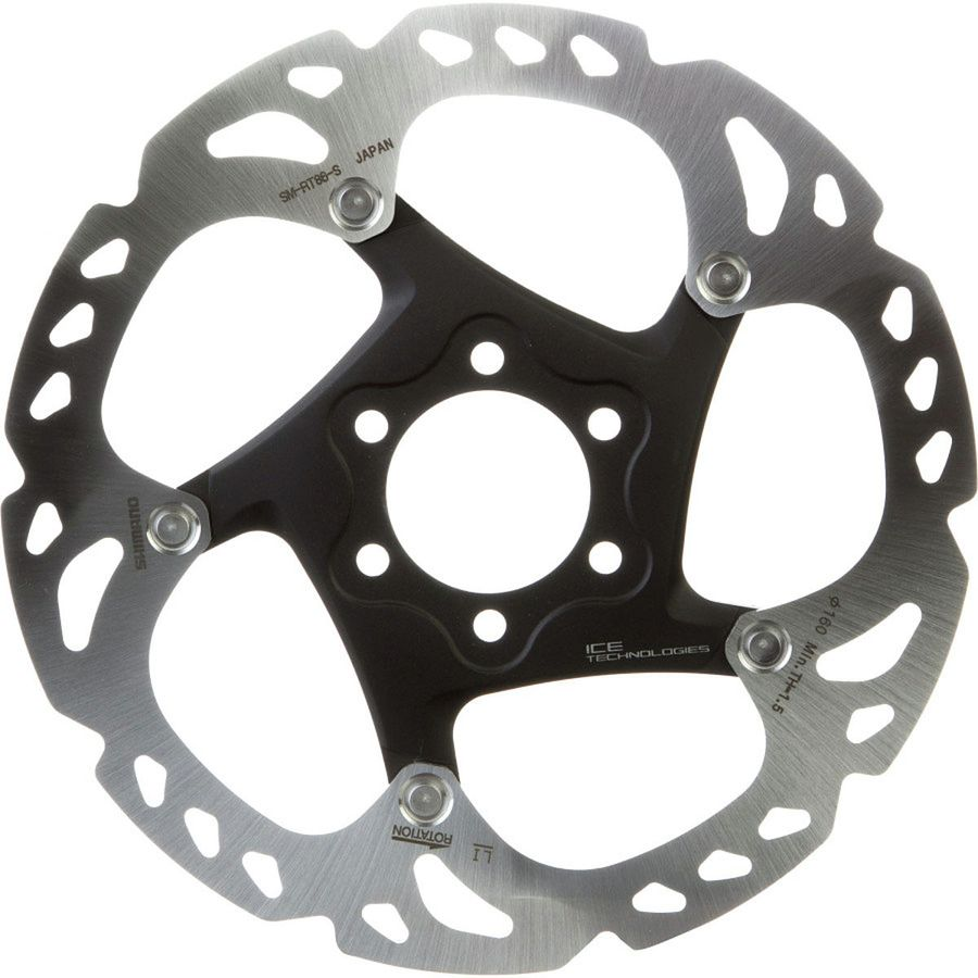 380ea7b7e2d Shimano XT SM-RT86 Rotor - 6-Bolt | Competitive Cyclist