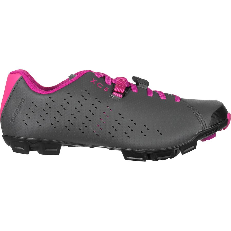 c8417960a23c90 Shimano SH-XC5 Cycling Shoe - Women's | Competitive Cyclist
