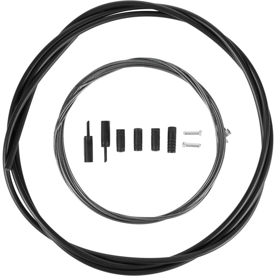 SHIMANO Road Shift Cable and Housing Set Black