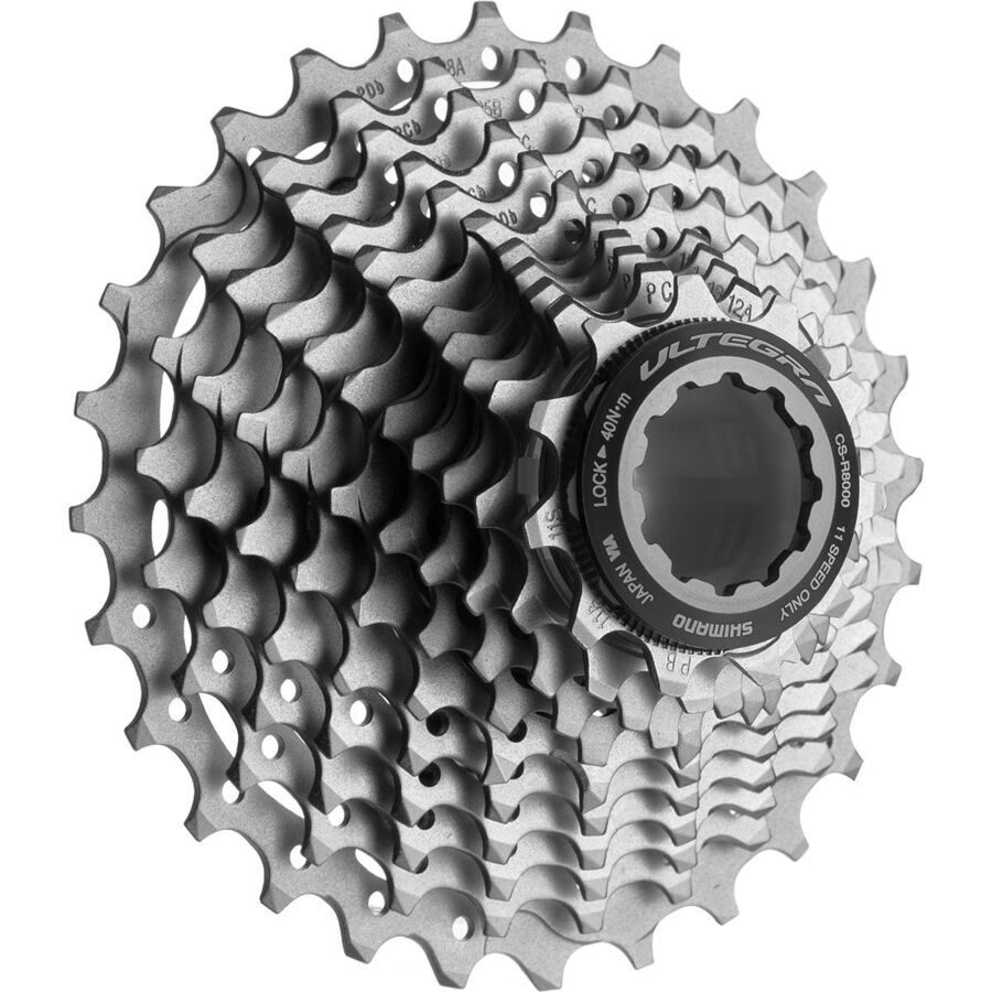 Cycling Shimano Ultegra Cs-6700 Road Cassette 11-28t 10-speed Be Friendly In Use Bicycle Components & Parts