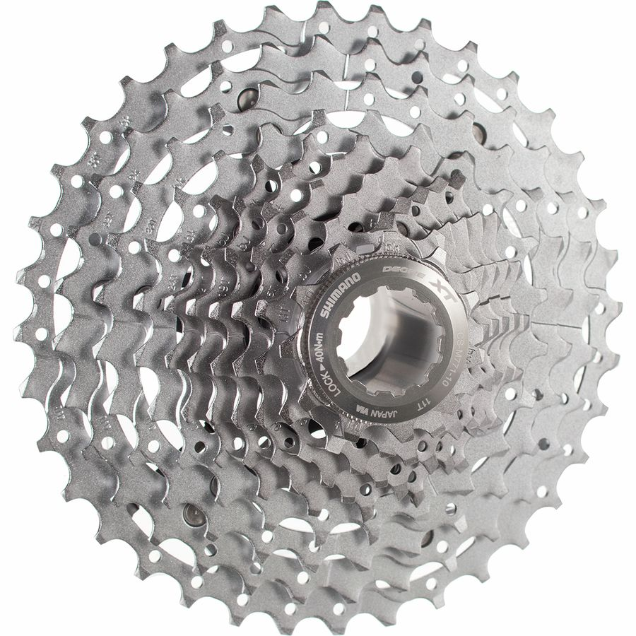 SHIMANO M771 XT 10 Speed Cassette 11-34 Tooth