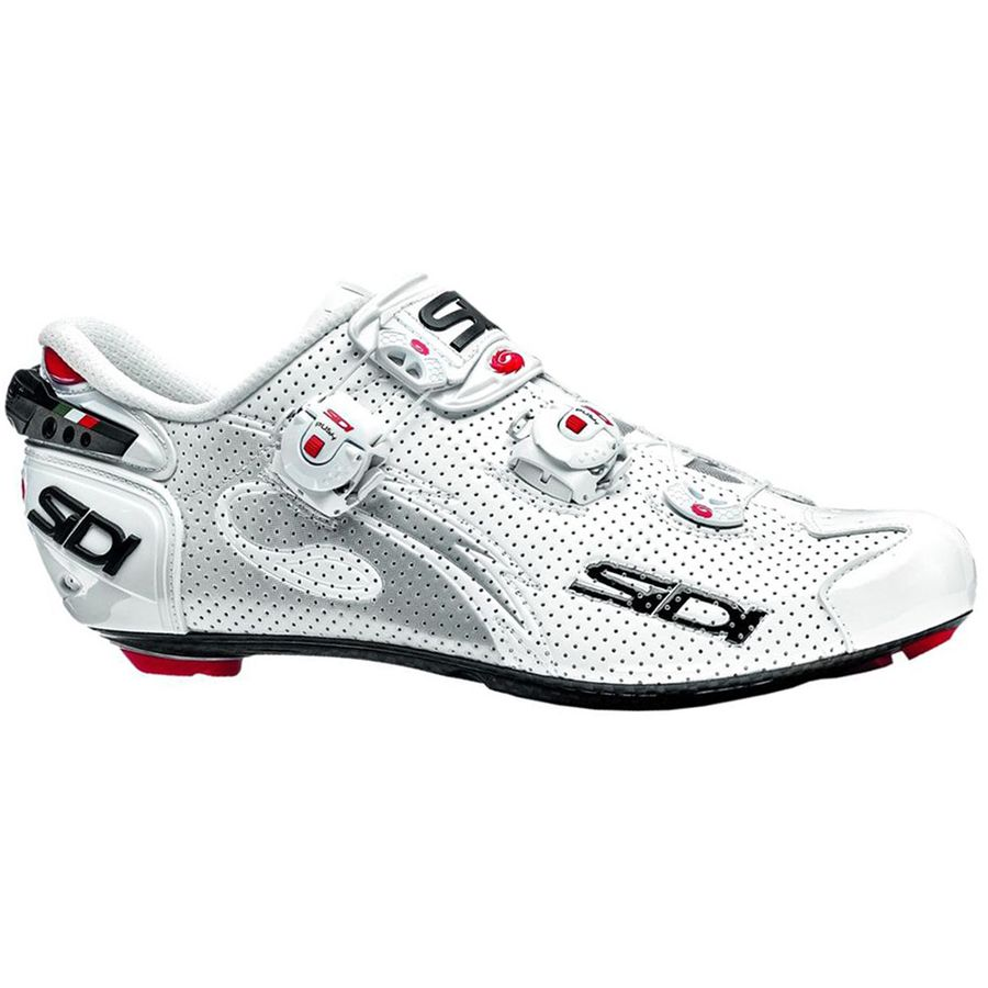 sidi wire carbon air cycling shoe