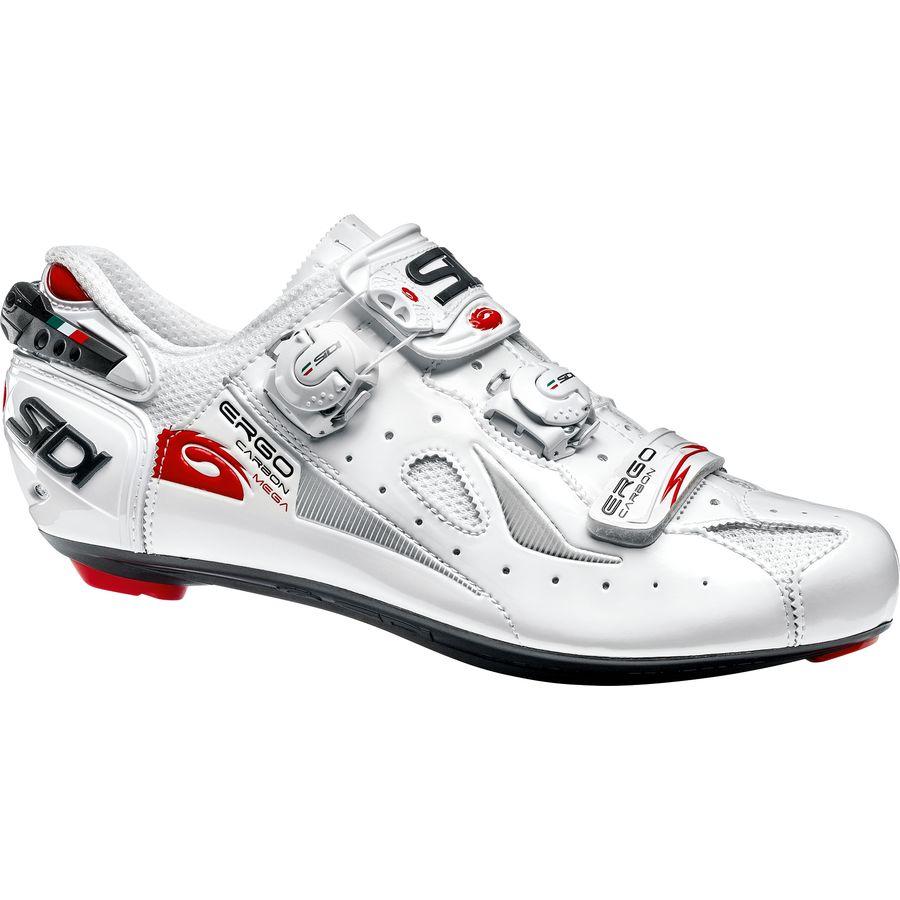 Sidi Ergo 4 Carbon Mega Shoe - Men\'s | Competitive Cyclist