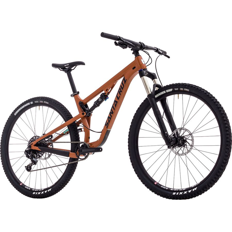 Santa Cruz Bicycles 29 D Complete Mountain Bike - 2018 | Competitive ...