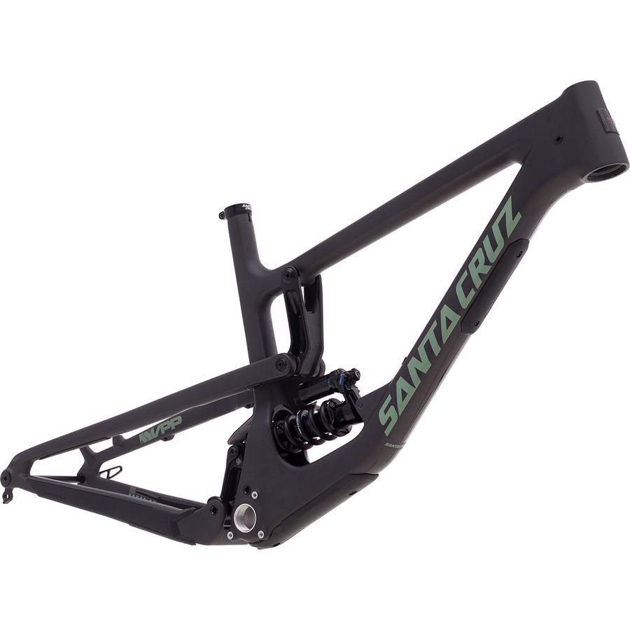 Carbon CC Coil Mountain Bike Frame