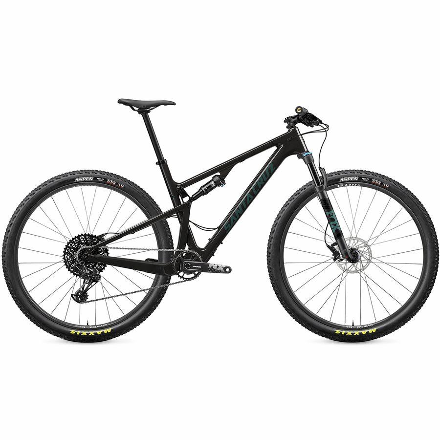 Santa Cruz Bicycles Carbon R Mountain Bike