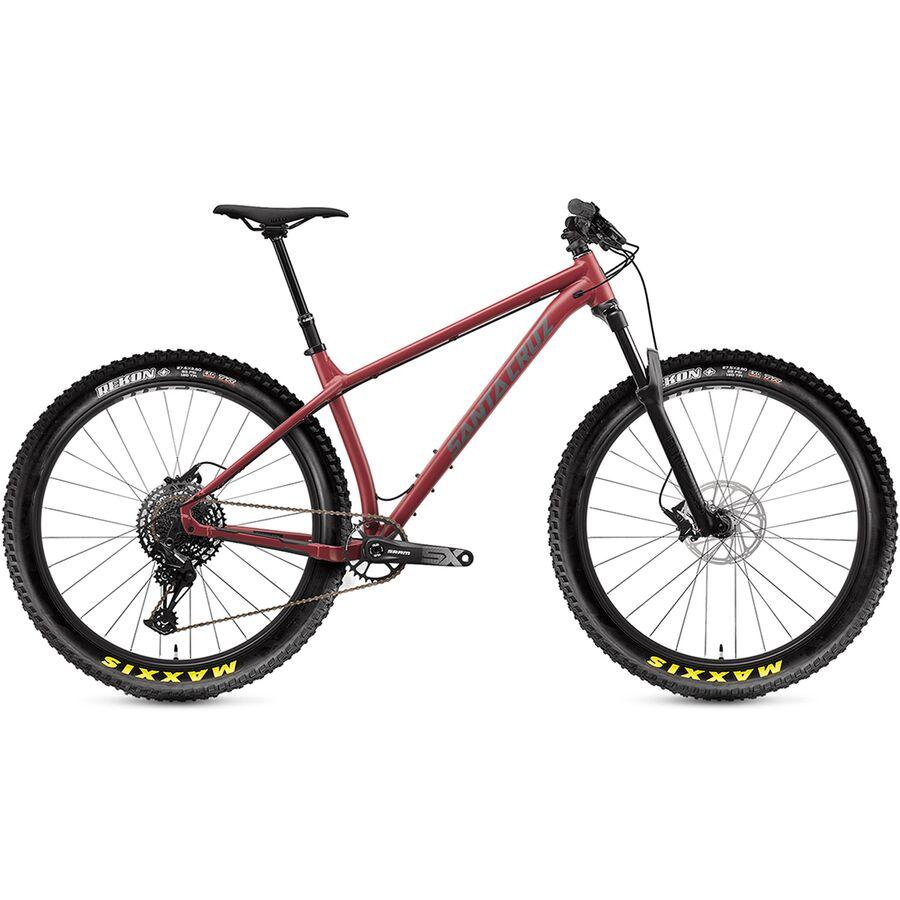 Santa Cruz Bicycles 27.5+ D Mountain Bike
