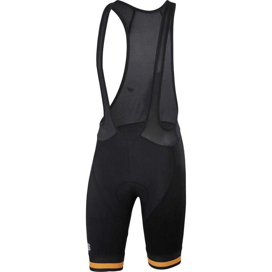 Size Large SEE VIDEO Sportful Men/'s Bodyfit Pro Cycling Bib Shorts Classic