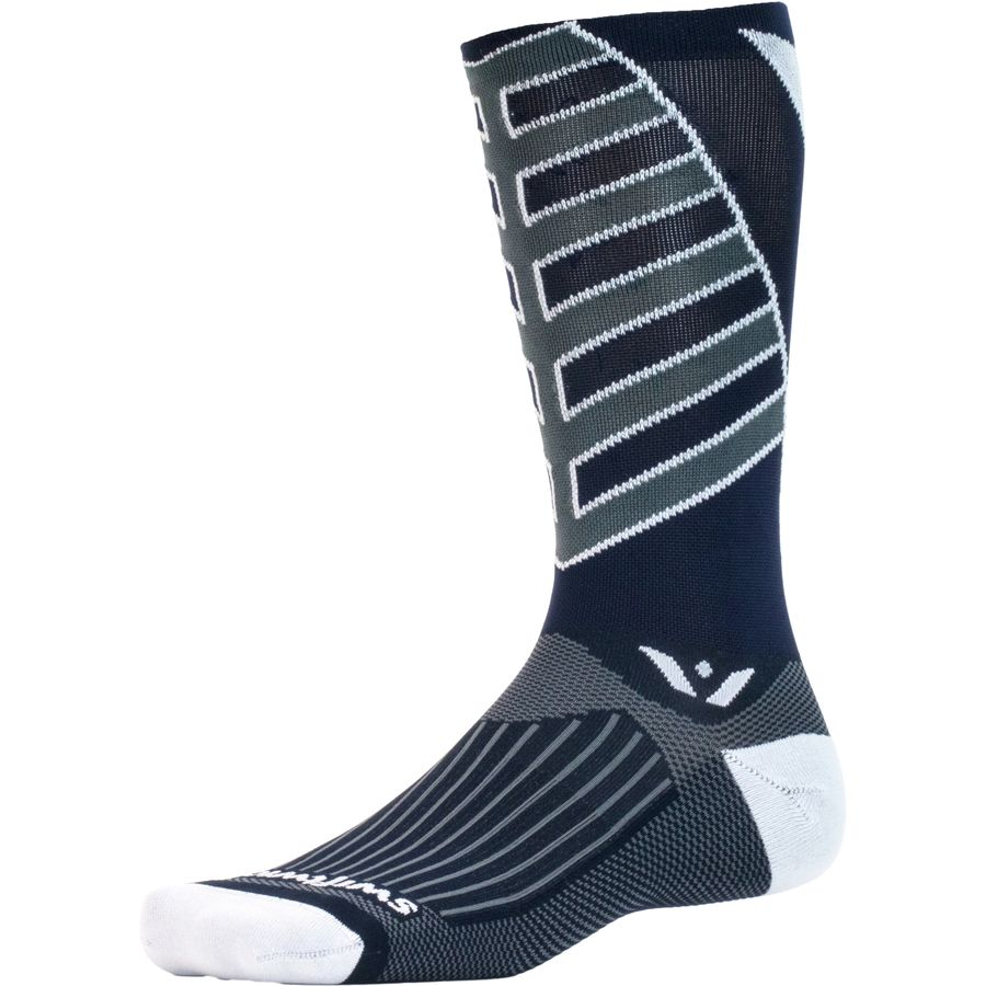 4b37ea803f Swiftwick Vision Eight Team Sock | Competitive Cyclist