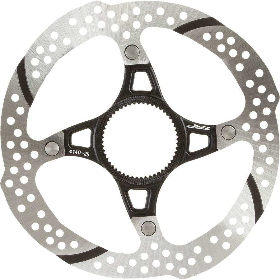 140mm 2 Piece TRP Bike//Cycling Centrelock Rotor