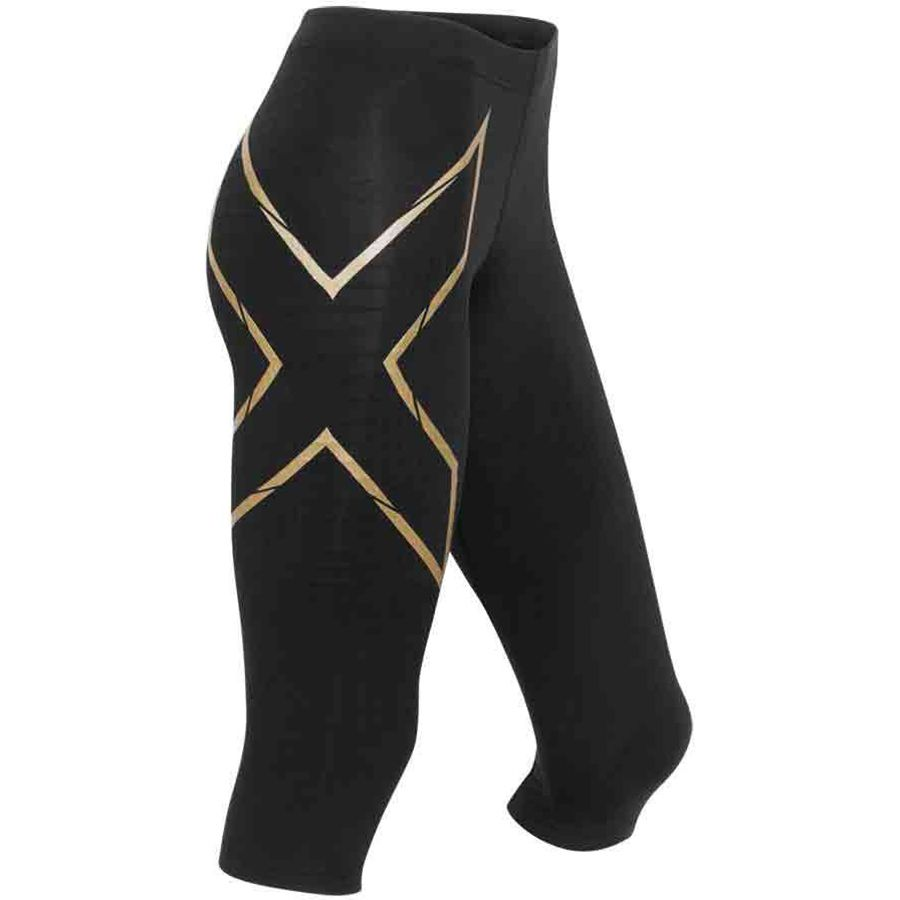 a2e3f900ba 2XU MCS Alpine Compression 3/4 Tights - Women's | Competitive Cyclist