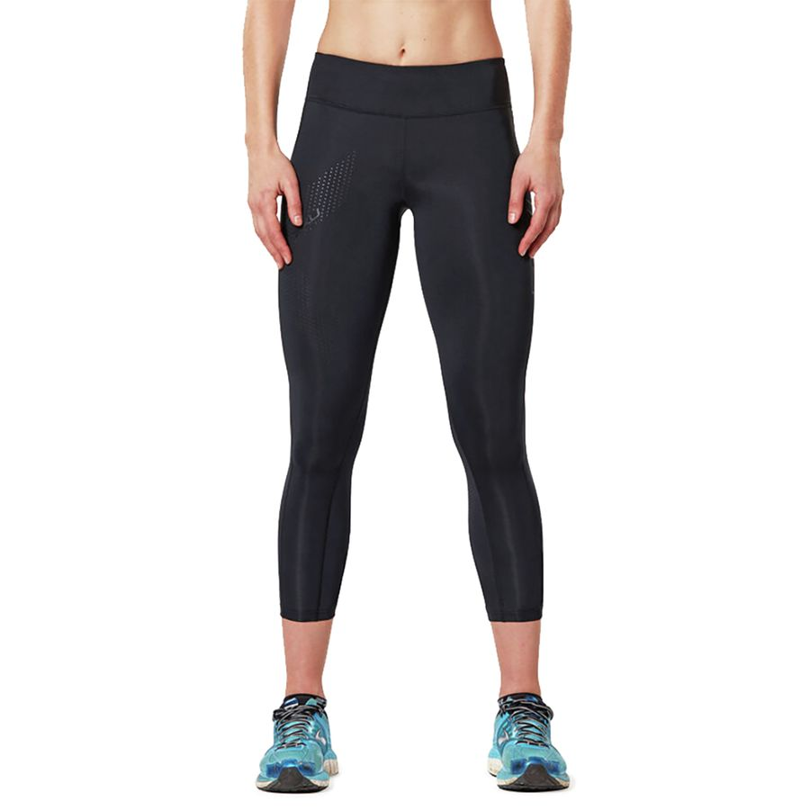 0cf4122d2dd87 2XU Mid Rise Compression 7/8 Tight - Women's | Competitive Cyclist