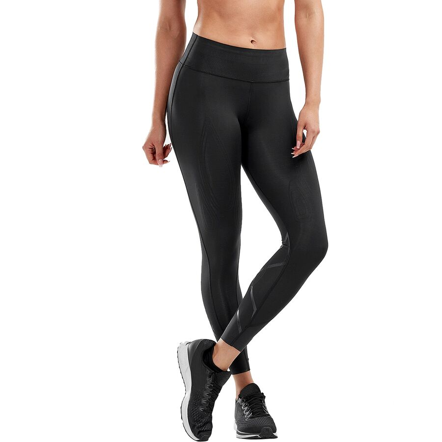3e324b10a8 2XU MCS Cross Training Bonded Mid-Rise Compression Tight - Women's ...
