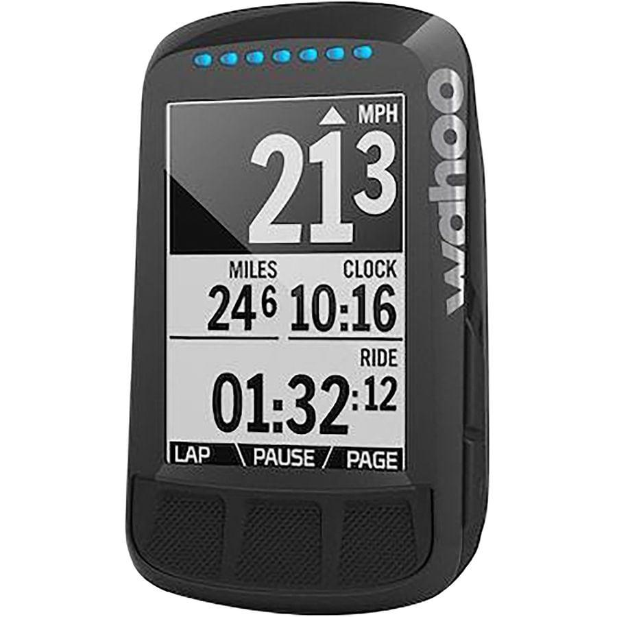 Wahoo Fitness ELEMNT BOLT GPS Bike Computer Detail