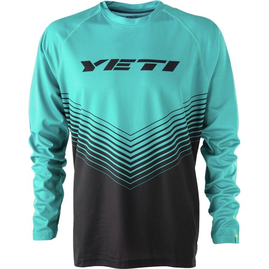 b9aee6101037 Yeti Cycles Alder Long-Sleeve Jersey - Men s