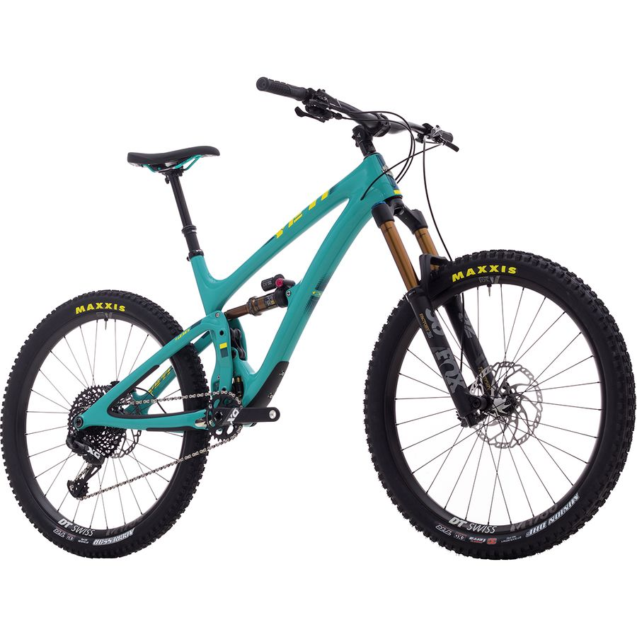 225d8086301 Yeti Cycles Turq X01 Eagle Complete Mountain Bike   Competitive Cyclist