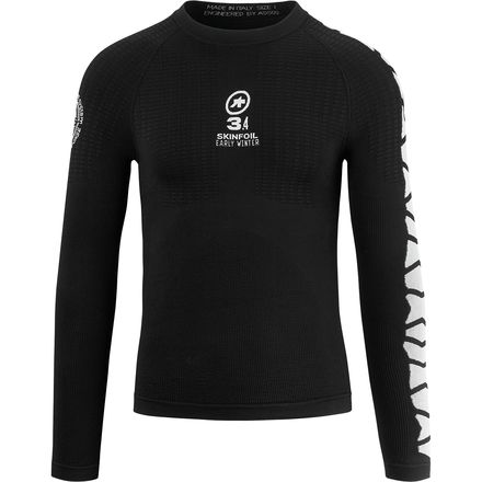 Assos LS.skinFoil_earlyWinter_s7 Body Insulator