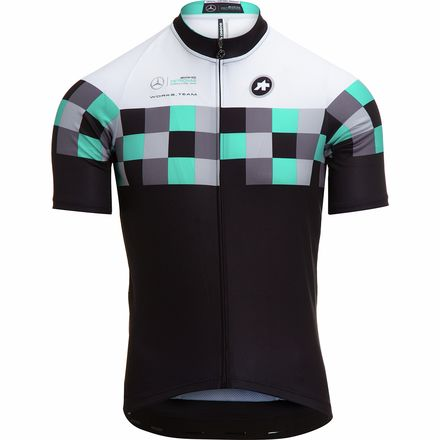 Assos SS.works_teamJersey_evo8 - Men's