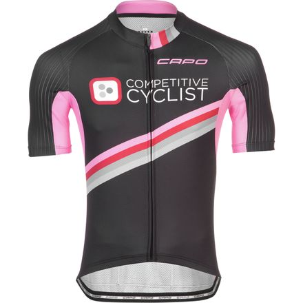 Capo Rosa Speed Jersey