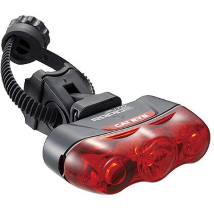 CatEye Rapid 3 Auto Tail Light