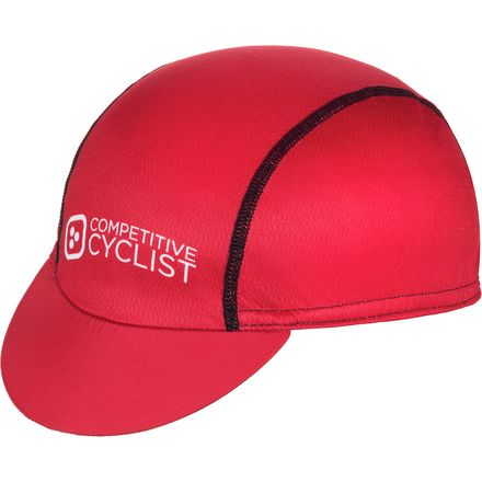 Competitive Cyclist Logo Cycling Cap