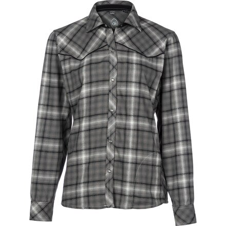Club Ride Apparel Liv'n Flannel Jersey - Long Sleeve - Women's