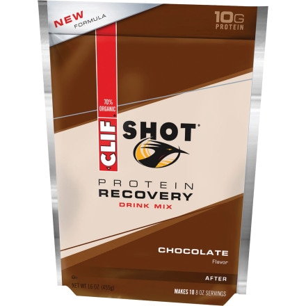 Clifbar Clif Shot Recovery Drink