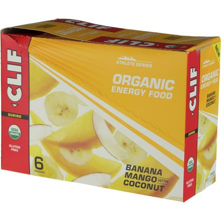 Clifbar Organic Sweet and Savory Energy Food