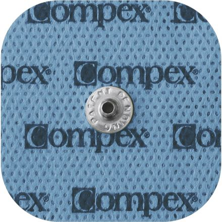 Compex Easy Snap Performance Electrodes 2in x 2in