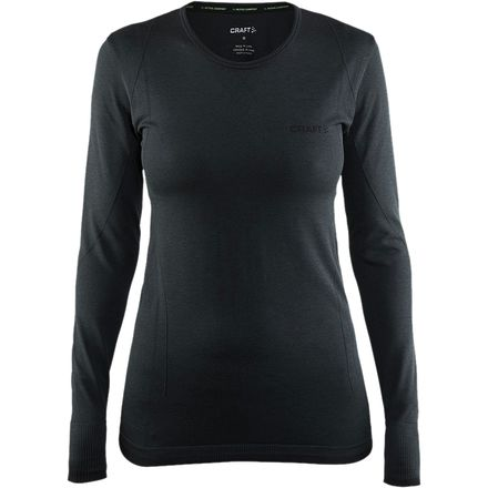 Craft Roundneck Base Layer - Long Sleeve - Women's
