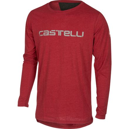 Castelli CX Long-Sleeve T-Shirt - Men's