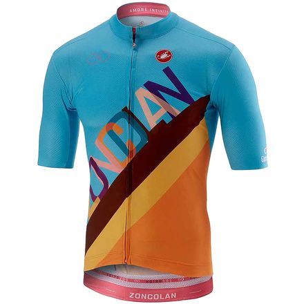 Castelli Zoncolan Full-Zip Jersey - Men's