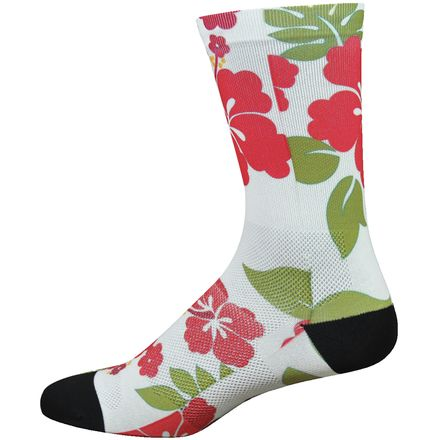 DeFeet Sublimation 6in Aloha Sock