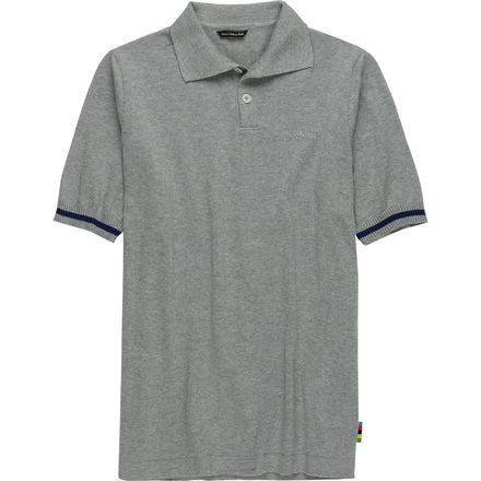 De Marchi Classic Knit Polo - Men's