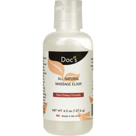 Doc's Skin Care Massage Elixir
