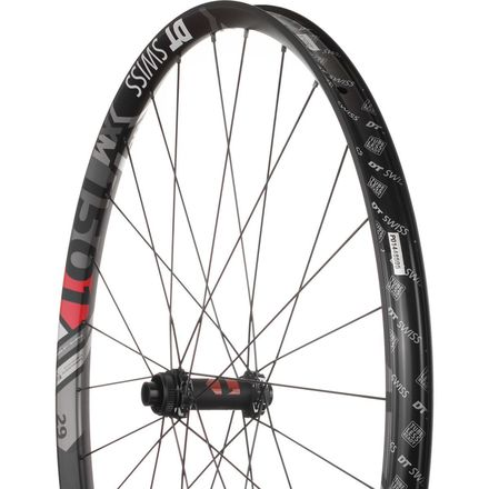 DT Swiss XM 1501 Spline One 30 Boost Wheelset - 29in - Bike Build