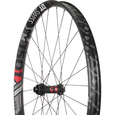 DT Swiss XM 1501 Spline One 35 Boost Wheelset - 27.5in - Bike Build - OE