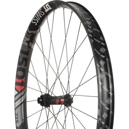 DT Swiss XM 1501 Spline One 40 Boost Wheelset - 27.5in - Bike  Build - OE