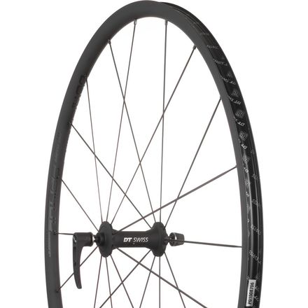 DT Swiss PR 1400 Dicut Oxic Road Wheelset - Tubeless - Bike Build - OE