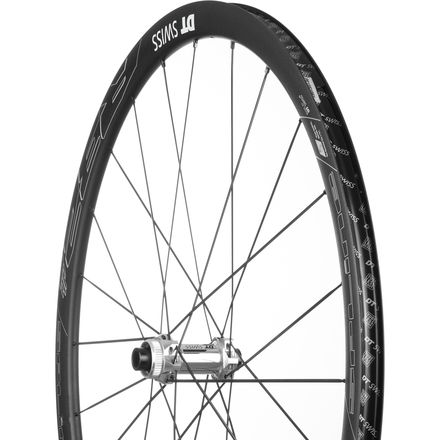 DT Swiss R 32 Spline Disc Road Wheel - Tubeless