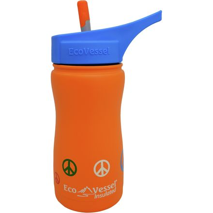 Eco Vessel Frost Insulated Water Bottle - Kids' - 13oz