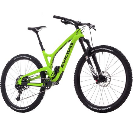Evil Bikes The Following GX Eagle Complete Mountain Bike - 2017