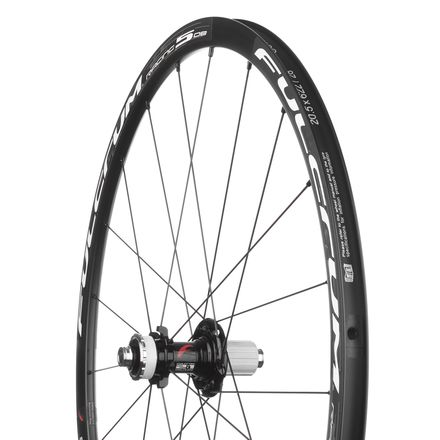 Fulcrum Racing 5 DB Wheelset - Clincher