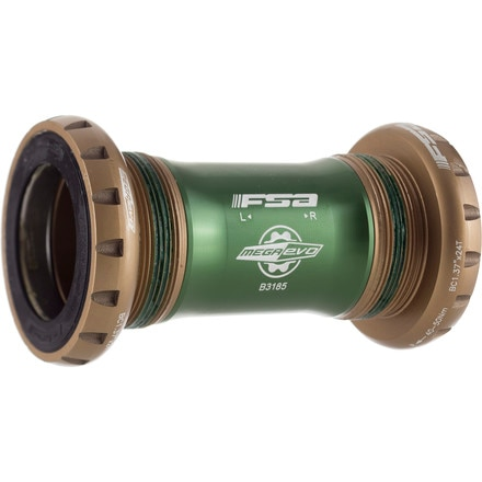 FSA MegaEVO Chrome Steel Bottom Bracket
